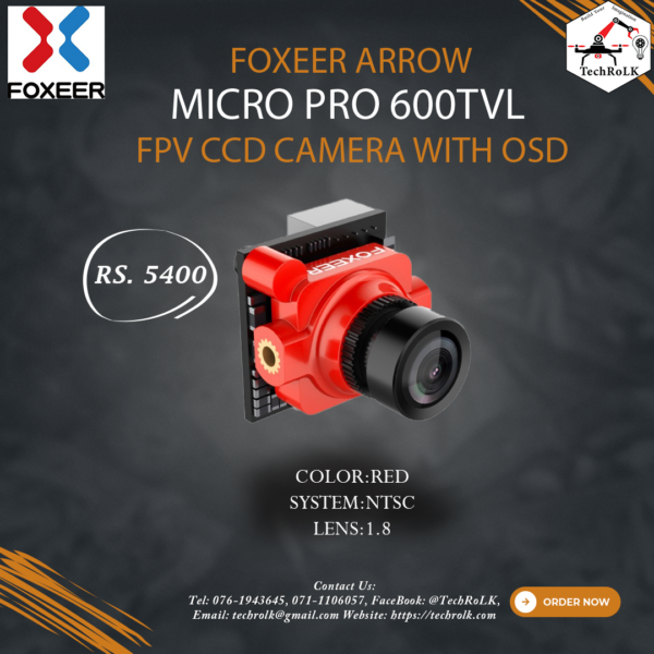 foxeer arrow micro pro